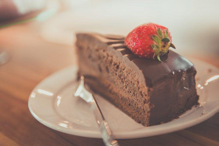 verdens nemmeste chokoladekage