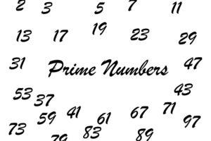 Hvad er et primtal