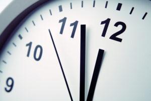 Hvor mange timer er der på et år?